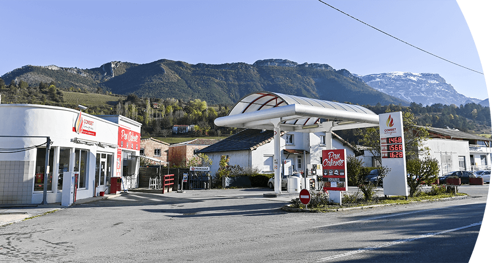 Carburants et station service